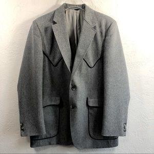 H Bar C - Two piece man's Suit - QUALITY !